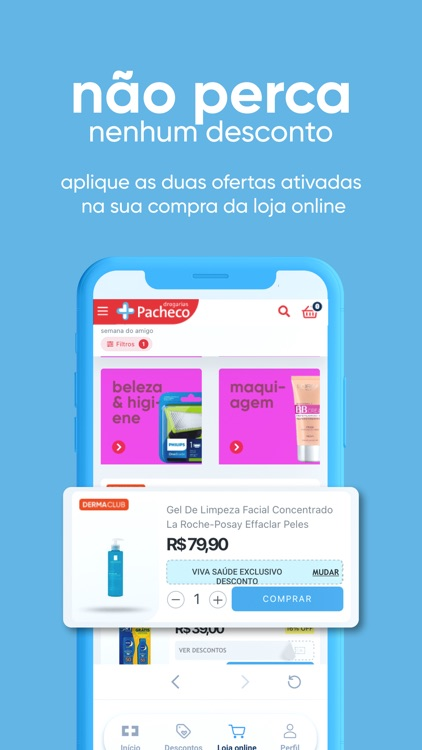 Drogarias Pacheco screenshot-5