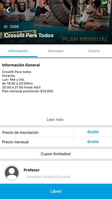 Screenshot for Somos CORMUDEP in Chile App Store