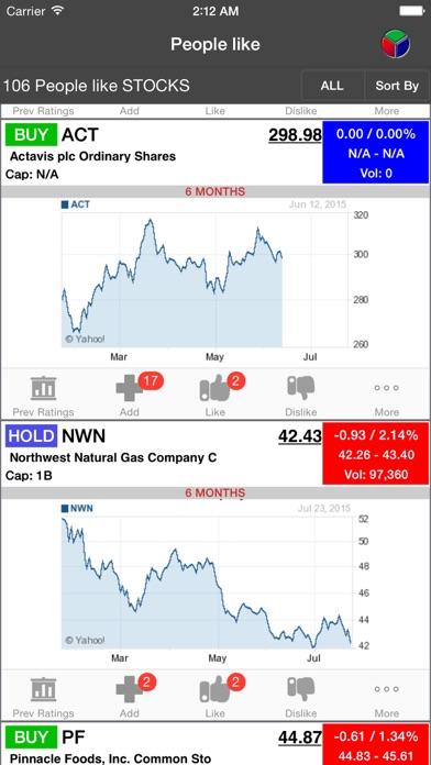 Screenshot #7 for Cheap Stocks