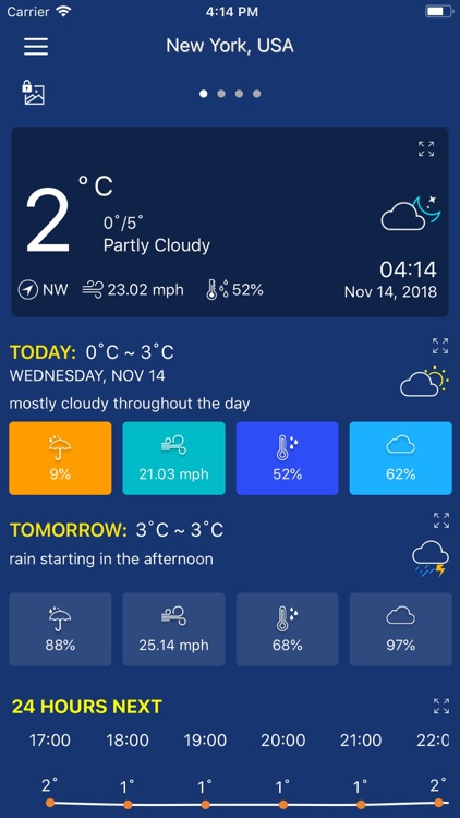 Accurate Weather forecast pro screenshot-6