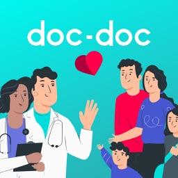 doc-doc   Citas médicas online