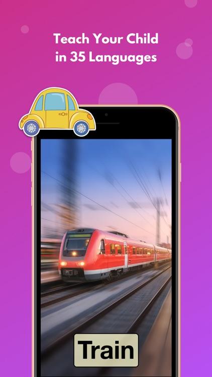 Sound Touch Lite - Flash Cards screenshot-3