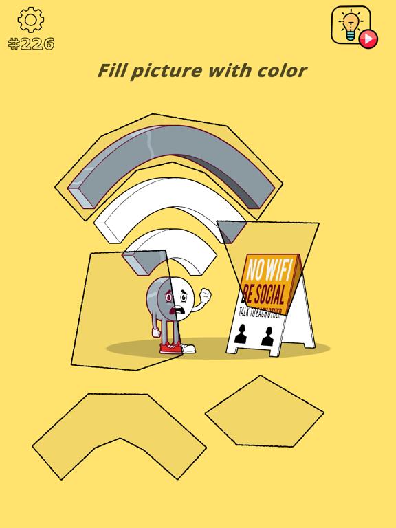 ブレインウォッシュ (Brain Wash)  パズルゲームのおすすめ画像2