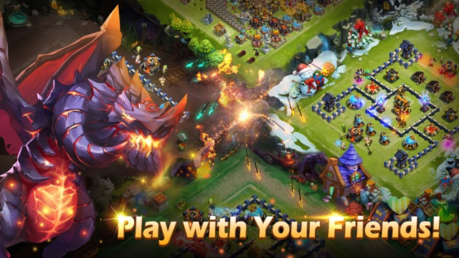 Castle Clash: War Empire on the App Store