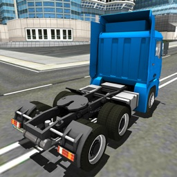 Euro Truck Driving 3D Sims