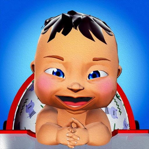 Virtual Baby Dream Family Game