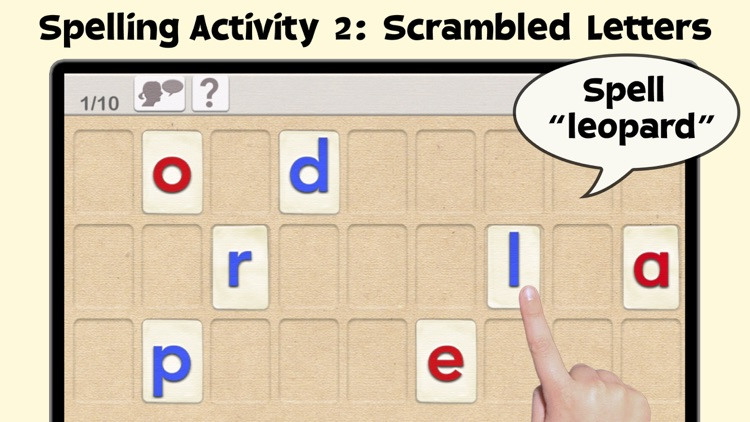 Word Wizard for Kids screenshot-4