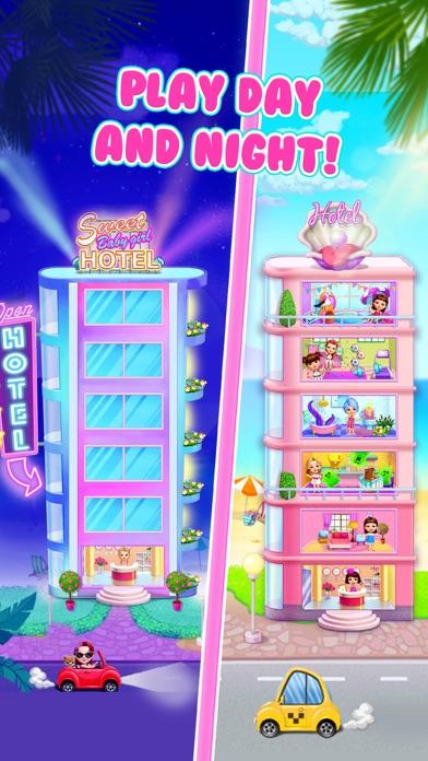 Sweet Baby Girl Hotel Cleanup screenshot 5