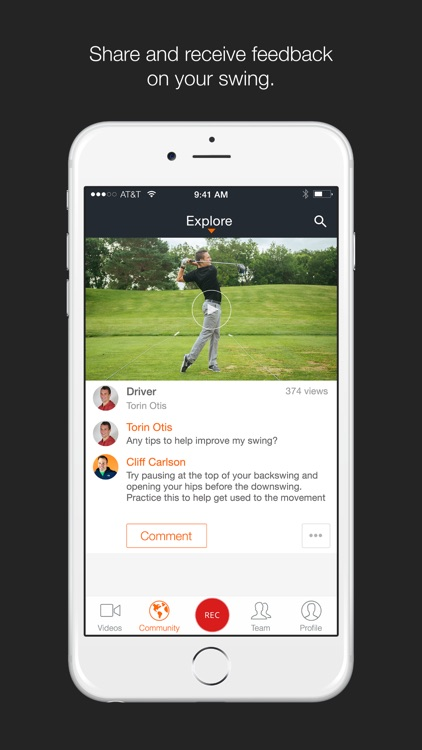 Technique Golf by OnForm screenshot-3