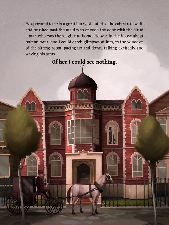 iDoyle: Sherlock Holmes Screenshots