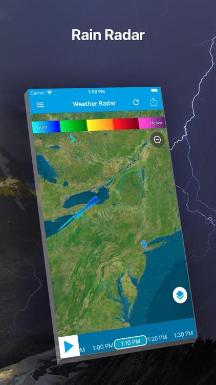 Weather 14 days Pro -Meteored screenshot-8