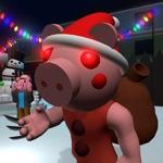 Piggy is Santa Claus!