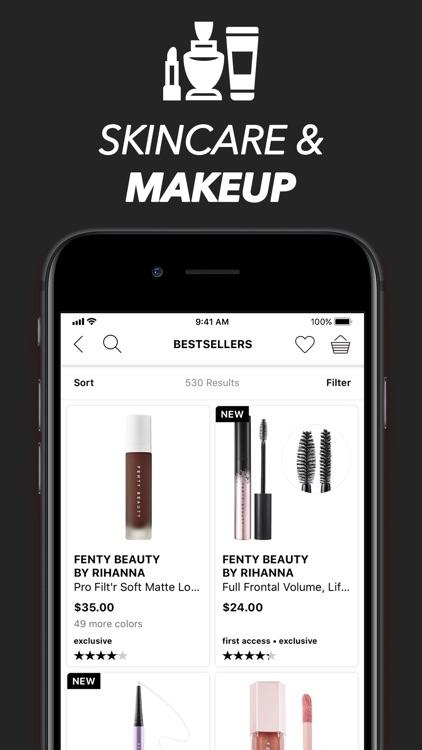 Sephora: Top Makeup & Skincare screenshot-6