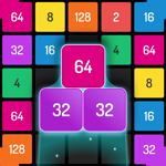 X2 Blocks - Merge Puzzle 2048 Hack Online Generator  img