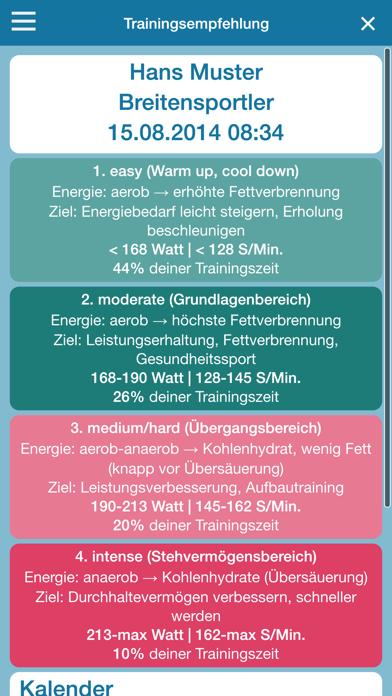FitnessCheckScreenshot von 3