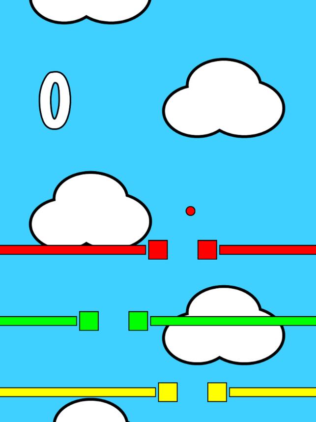 Bipolar Ball, game for IOS