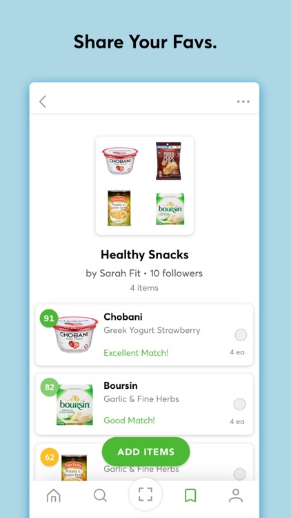 ShopWell - Better Food Choices screenshot-8