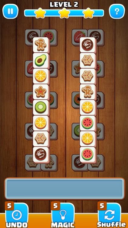 Tile Match Sweet: Triple Match screenshot-4