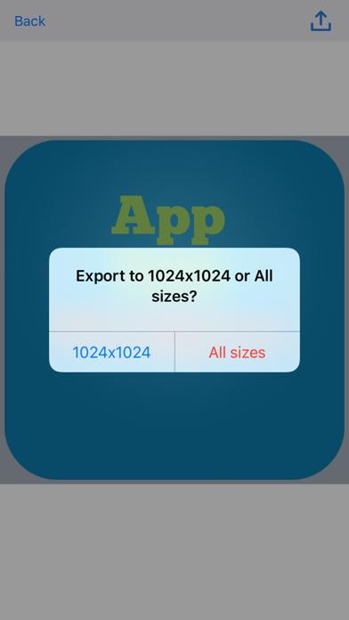 App Icon Designer screenshot four