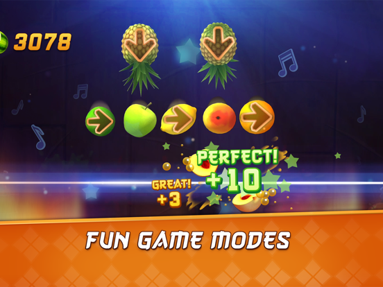 iPad Image of Fruit Ninja 2