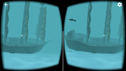 Screenshot #3 pour Transatlantic Underwater VR