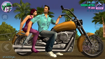 Screenshot for Grand Theft Auto: Vice City in China App Store