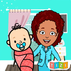 My Tizi Town - Daycare Games