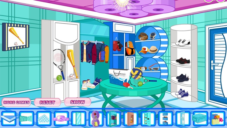 Decorate your walk-in closet screenshot-4