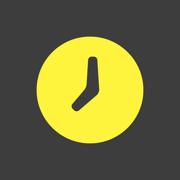 时间规划局 - 文字时钟与倒计时