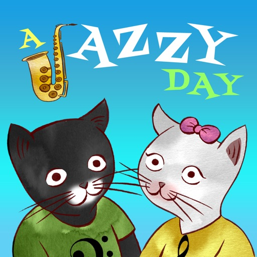 A Jazzy Day - Music Education Book for Kids Review