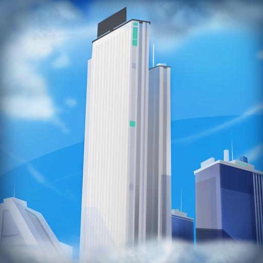 Skyrise City Icon