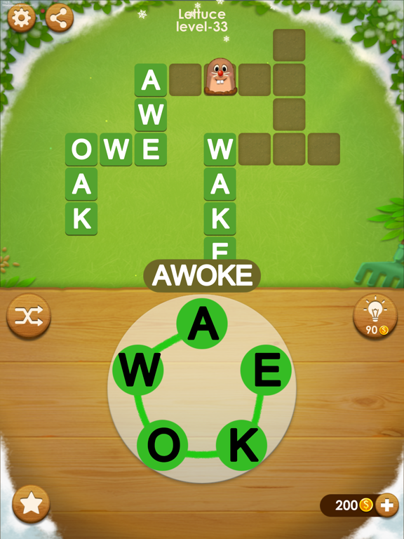 Word Farm Cross screenshot 9