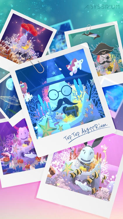 Tap Tap Fish - AbyssRium screenshot-7