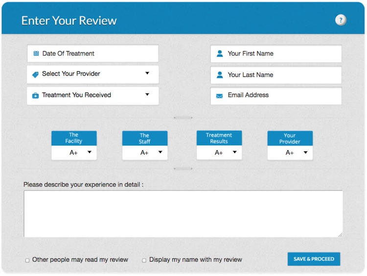 Patient Survey screenshot-3