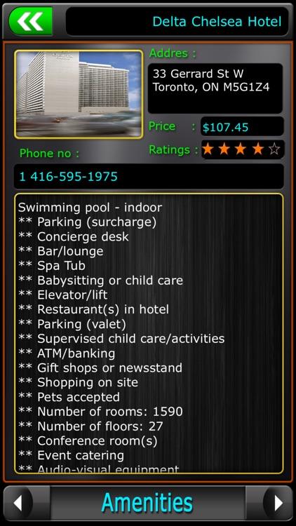 Toronto Offline Travel Guide screenshot-3