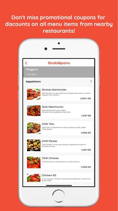 GrabQpons app image