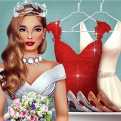 Super Wedding Dress Up Stylist