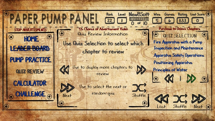 Paper Pump Panel screenshot-4
