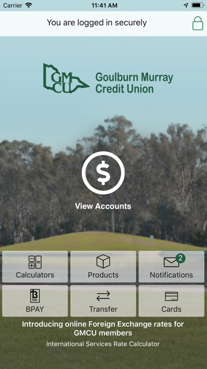 GMCU Mobile Banking screenshot-0