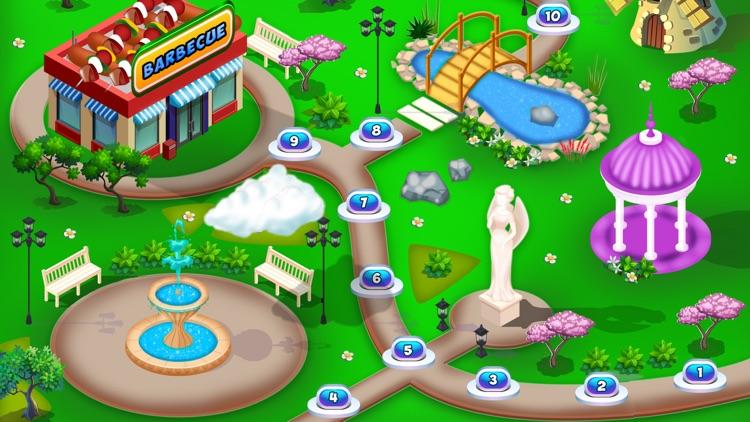 BBQ Restaurant Rush screenshot-3