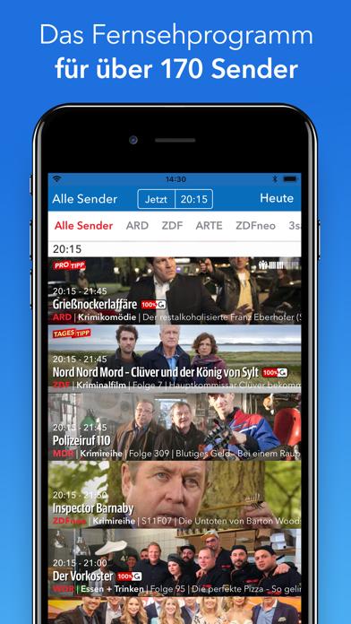 TV Programm TV ProScreenshot von 4