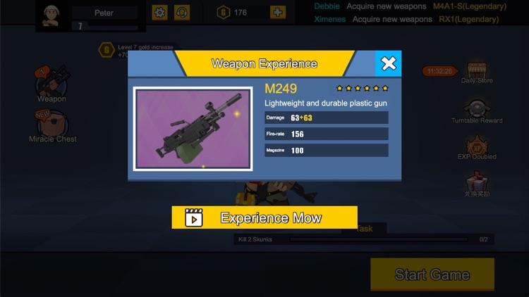 Dual-Role Shoot screenshot-4