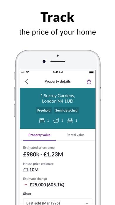 Zoopla property search UKのおすすめ画像6