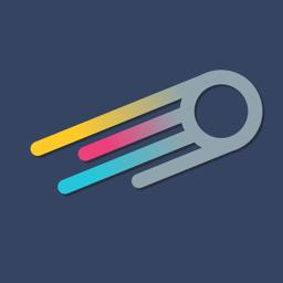 Ícone do app Meteor: teste de rede