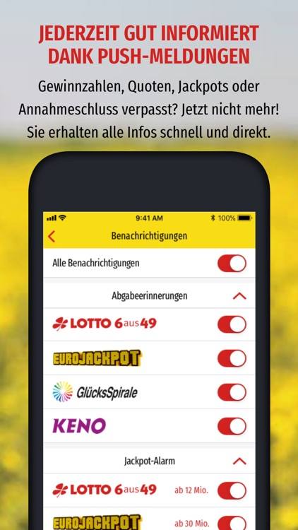 LOTTO Bayern screenshot-5