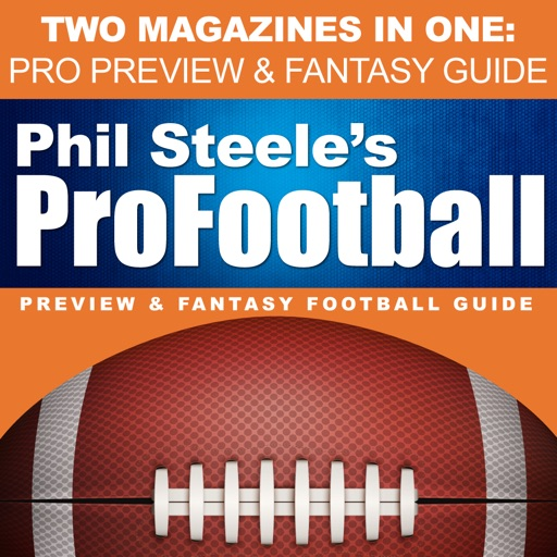 Phil Steele's Pro Football Mag