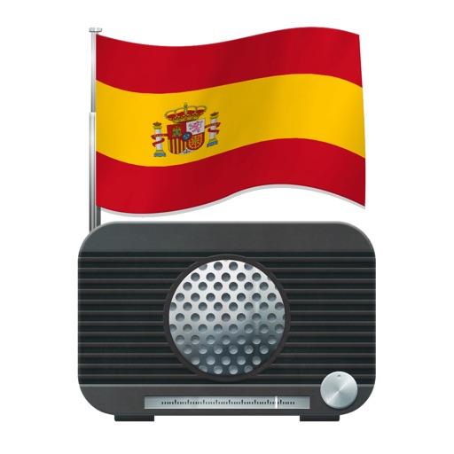 Radios de España - Radio AM FM iOS App