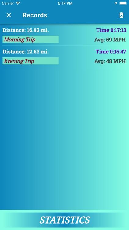 GPS Speedometer and Odometer screenshot-9