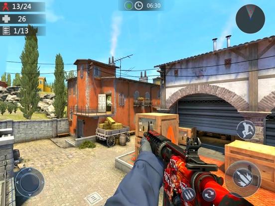 Gun Strike- Critical Ops Mobleのおすすめ画像4