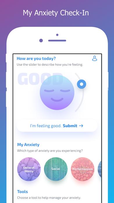 MindShift CBT - Anxiety ReliefScreenshot of 1